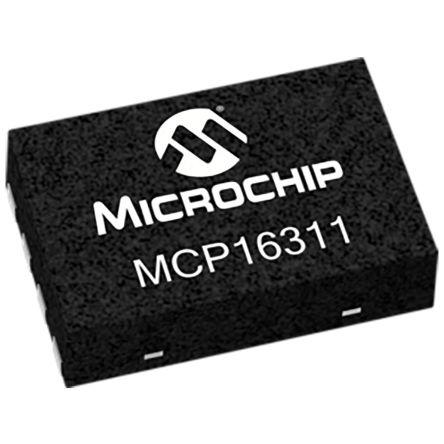 Microchip , MCP16311T-E/MNY Step-Down Switching Regulator, 1-Channel 1A Adjustable 8-Pin, TDFN (10)