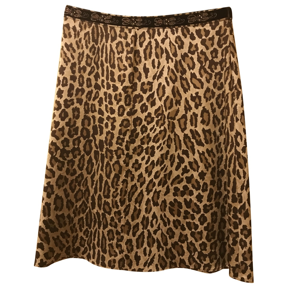 Blumarine \N Silk skirt for Women 42 IT
