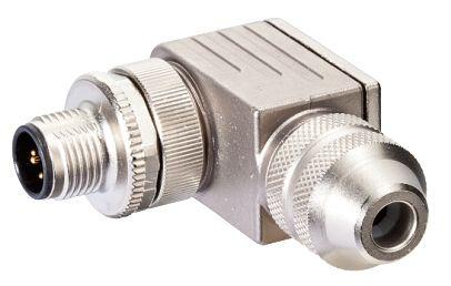 Murrelektronik Limited Murrelektronik Circular Connector, 4 contacts Cable Mount M12 Plug, Screw IP67
