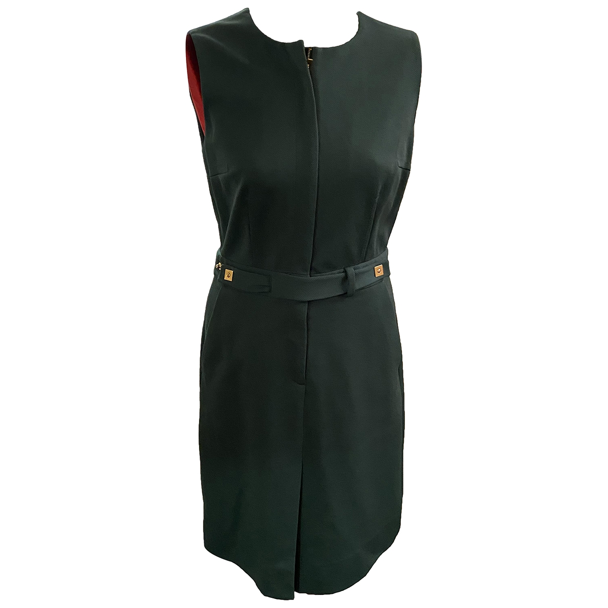 Diane Von Furstenberg \N Green dress for Women 8 US