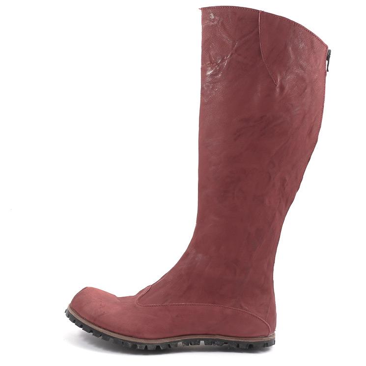 CYDWOQ, Novelist Women's Boots, red-black Größe 41