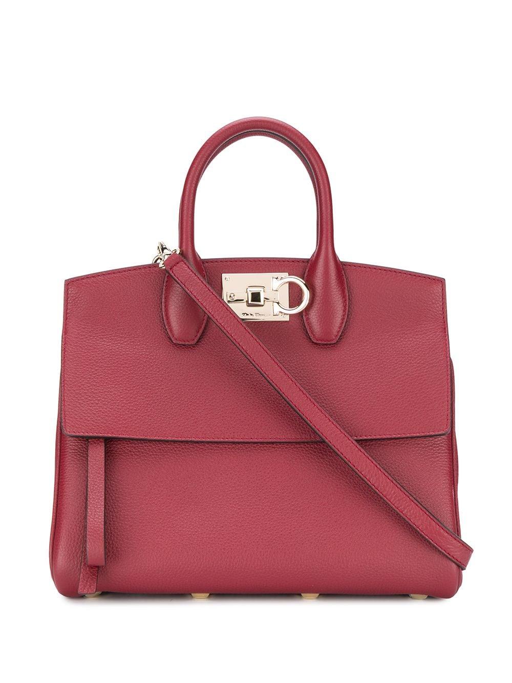 The Studio Small Leather Handbag