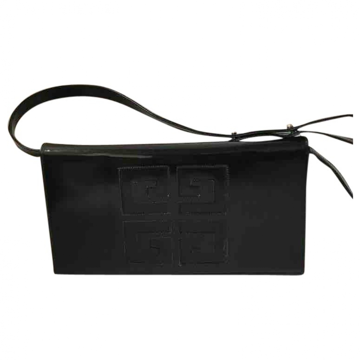 Givenchy - Sac a main   pour femme en cuir - noir