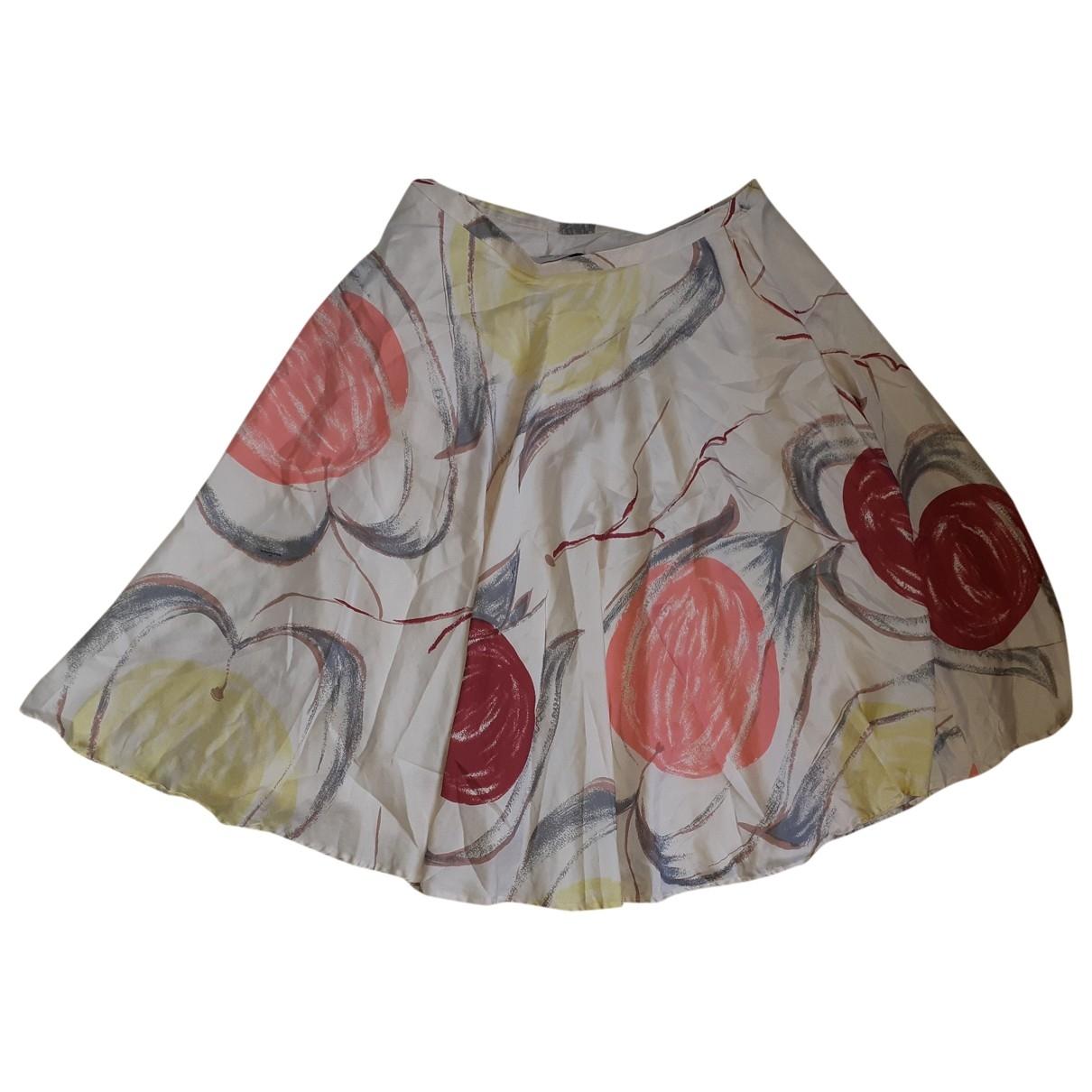 By Malene Birger \N Multicolour Silk skirt for Women M International