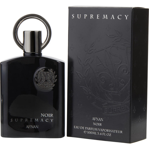 Afnan - Supremacy Noir : Eau de Parfum Spray 3.4 Oz / 100 ml