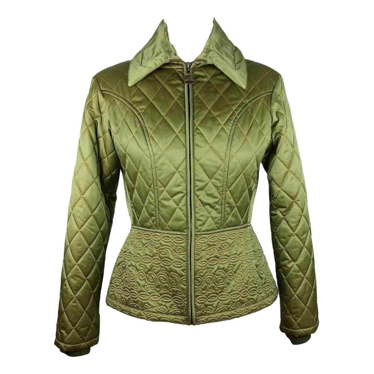 Christian Lacroix - Veste   pour femme en coton - vert