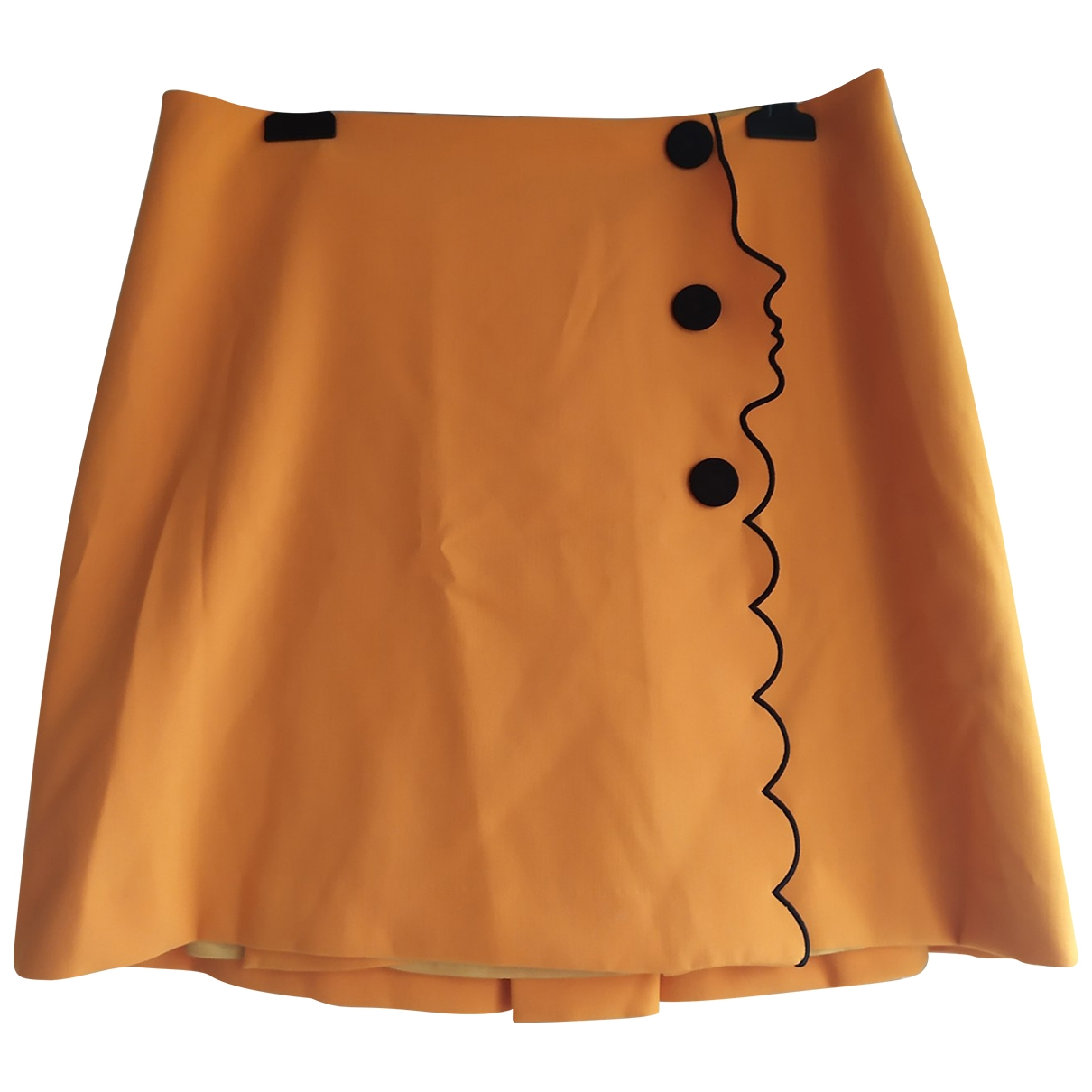 Vivetta - Jupe   pour femme - orange