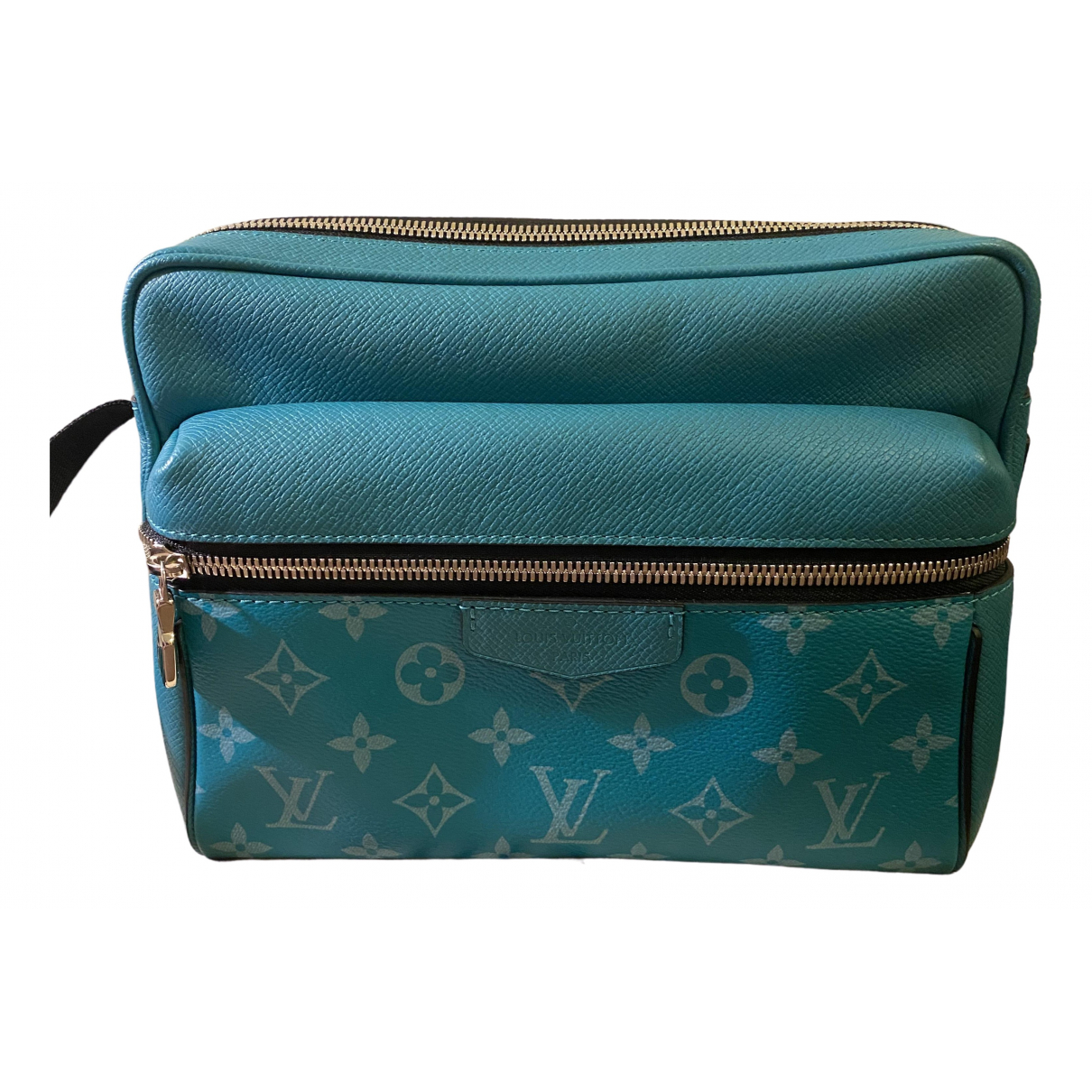 Louis Vuitton Outdoor Green Cloth bag for Men \N