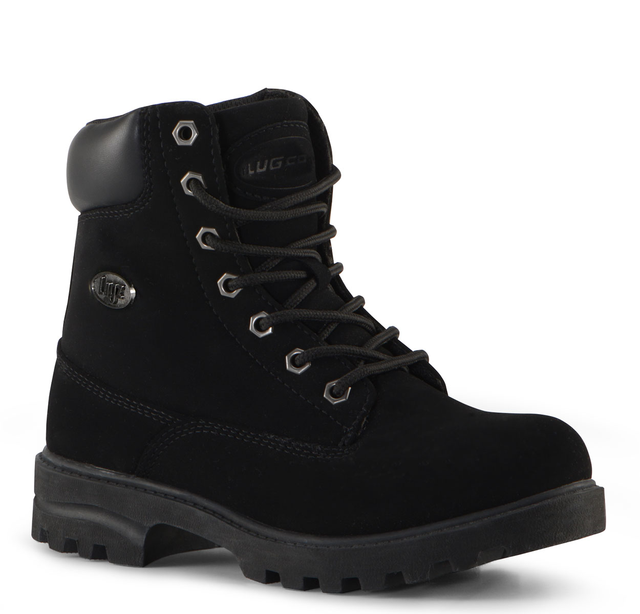 Women's Empire Hi Water Resistant 6-Inch Boot (Choose Your Color: BLACK, Choose Your Size: 6.5)