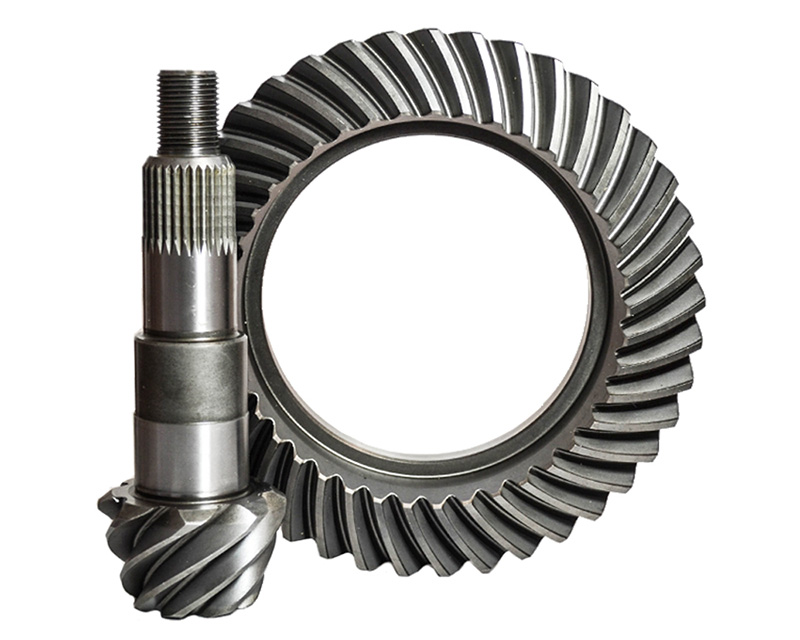 GM 8.25 Inch IFS 4.56 Ratio Reverse Ring And Pinion Nitro Gear and Axle
