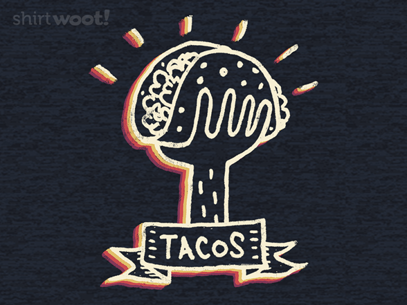 Hands Full Of Tacos T Shirt