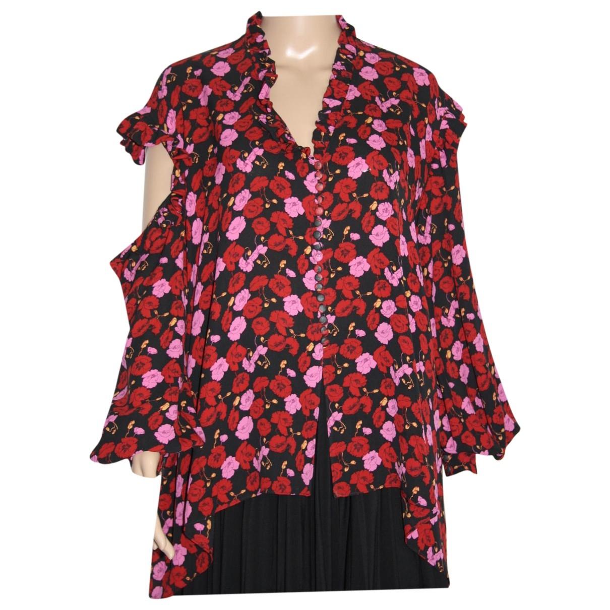 Magda Butrym \N Multicolour Silk  top for Women 36 FR