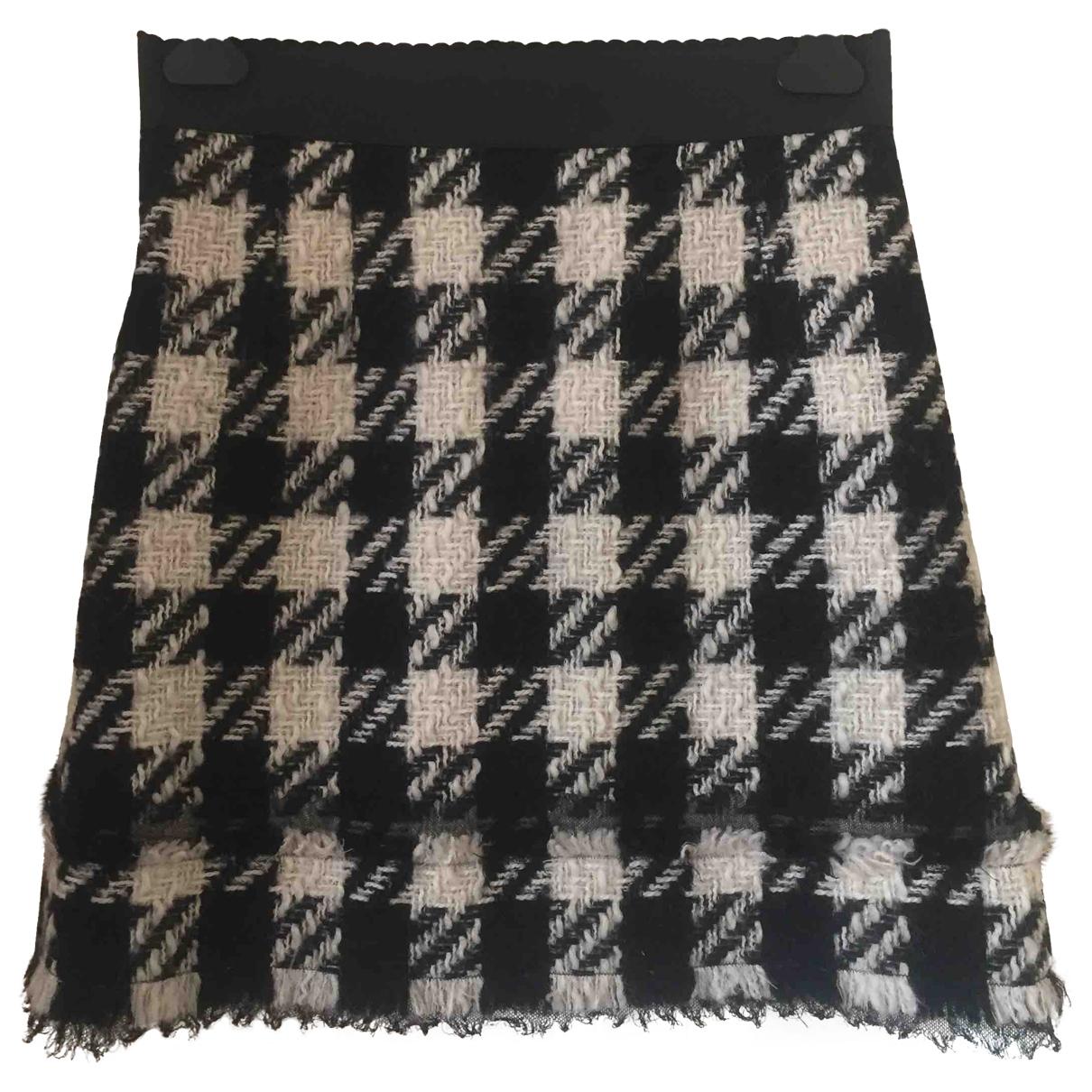 Dolce & Gabbana \N Wool skirt for Women 42 IT