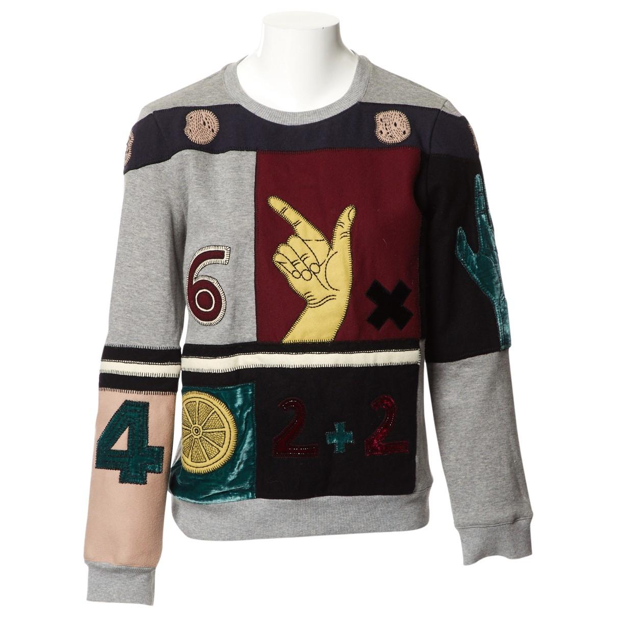 Valentino Garavani - Pull   pour femme en coton - multicolore
