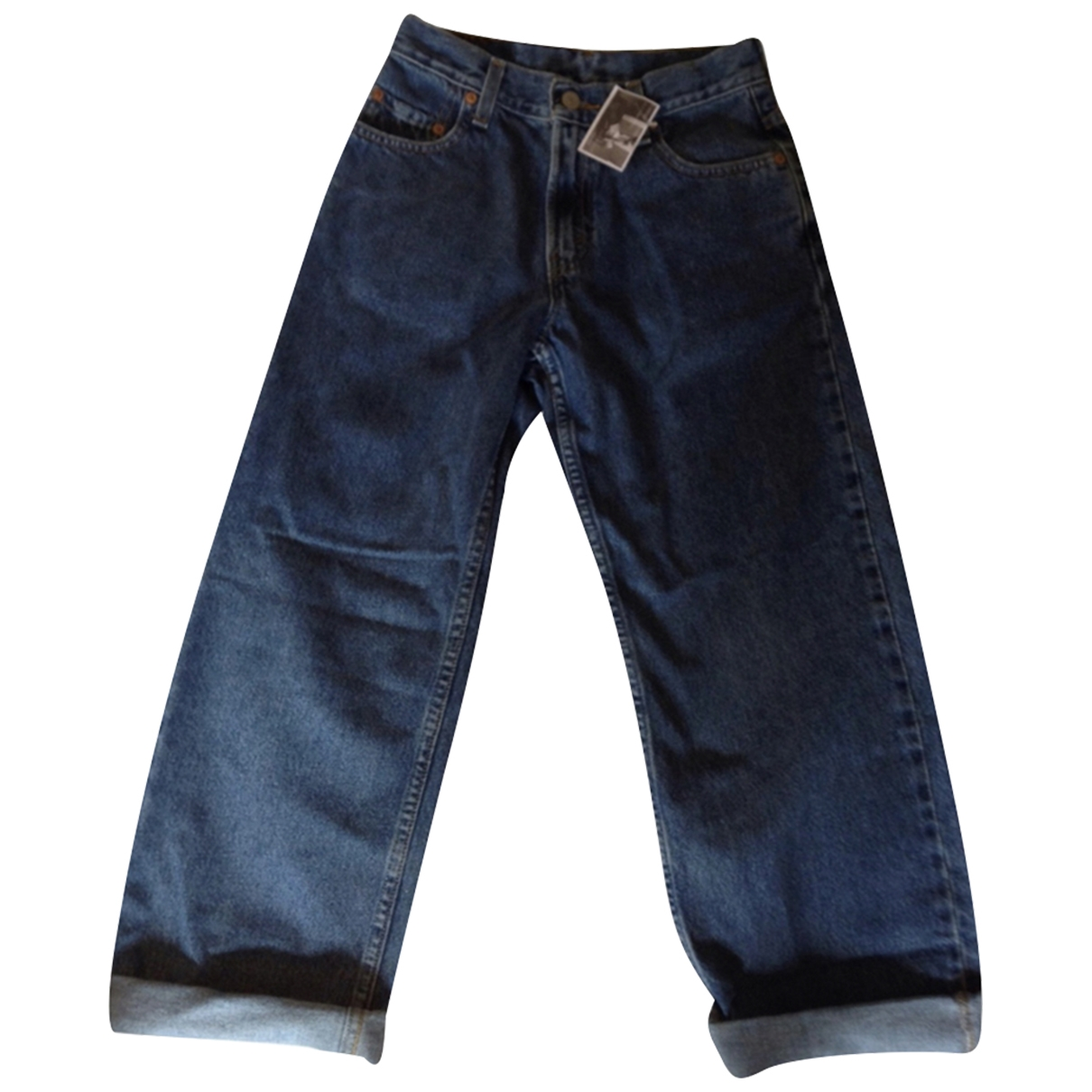 Levis Vintage Clothing \N Jeans in  Blau Denim - Jeans