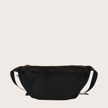 Guys Knot Decor Fanny Pack