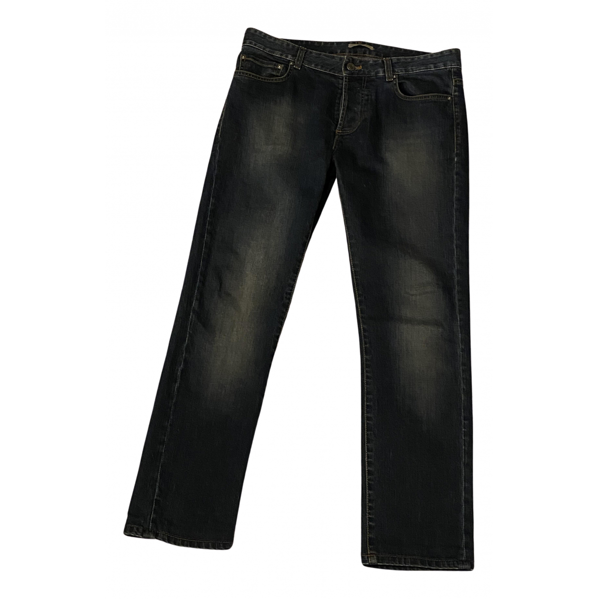 Bottega Veneta N Blue Cotton Jeans for Men 48 IT