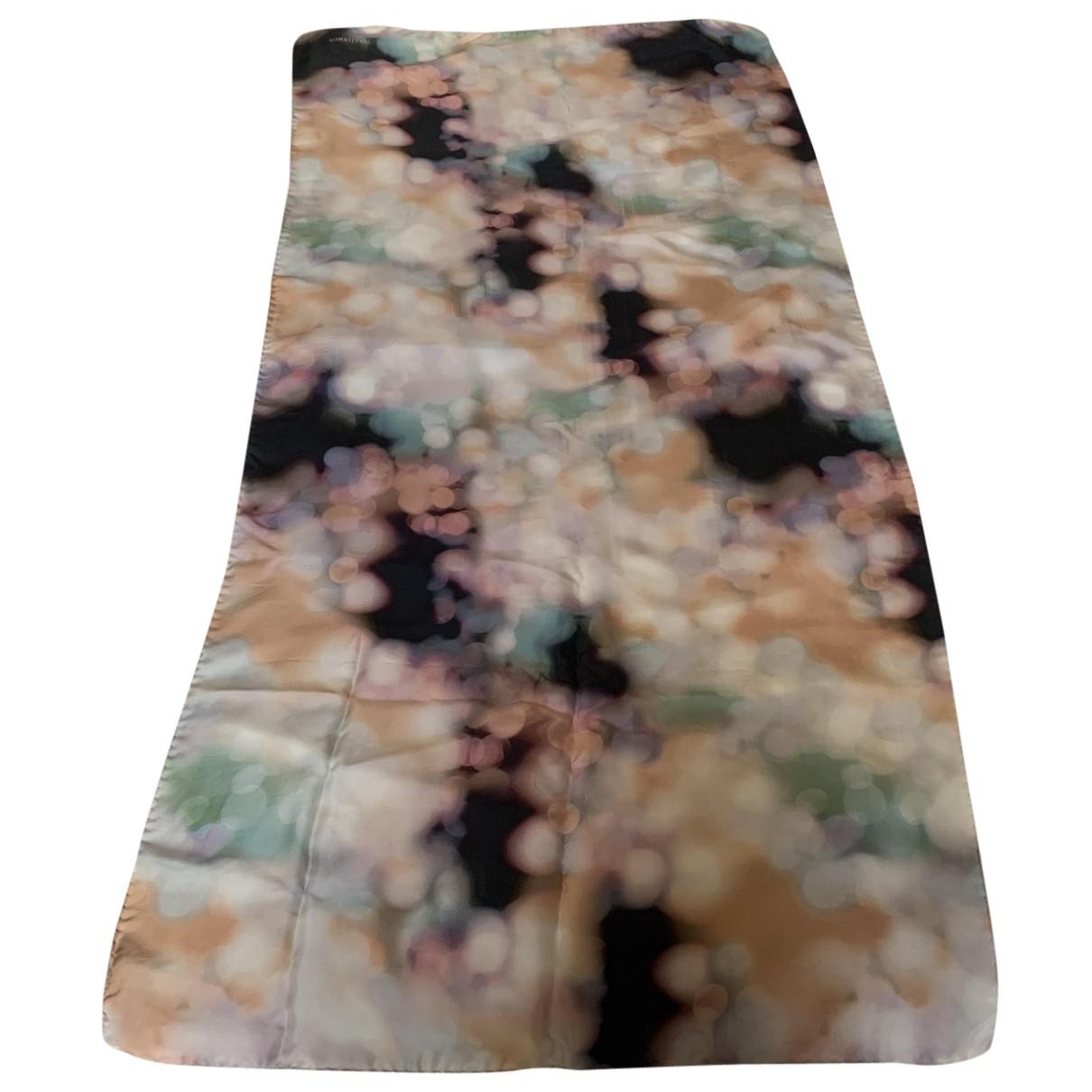 Tara Jarmon - Foulard   pour femme en soie - multicolore