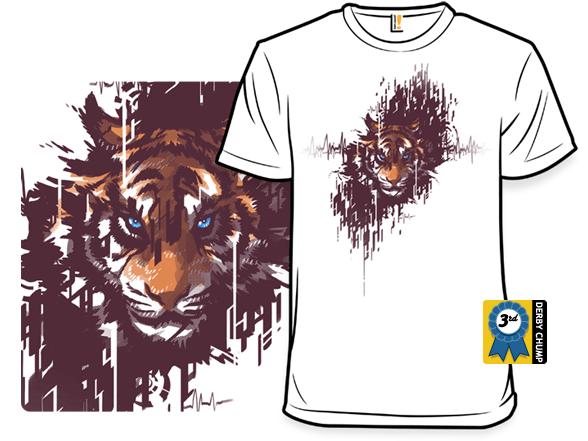 Enter The Tiger T Shirt