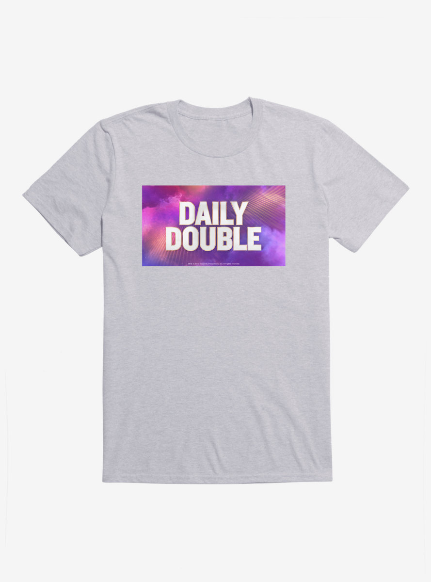Jeopardy Daily Double T-Shirt
