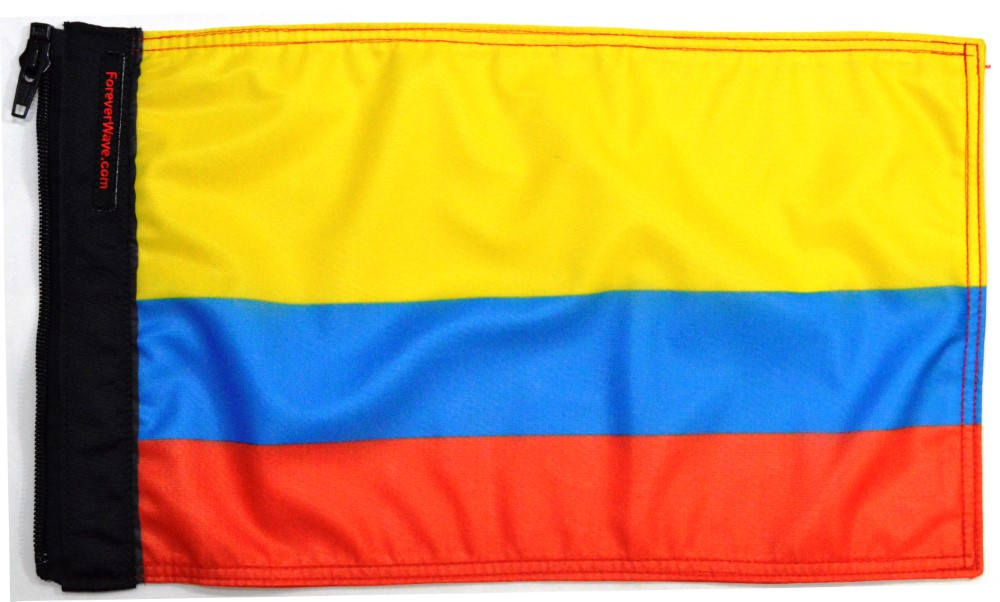Forever Wave 5098 Colombia Flag