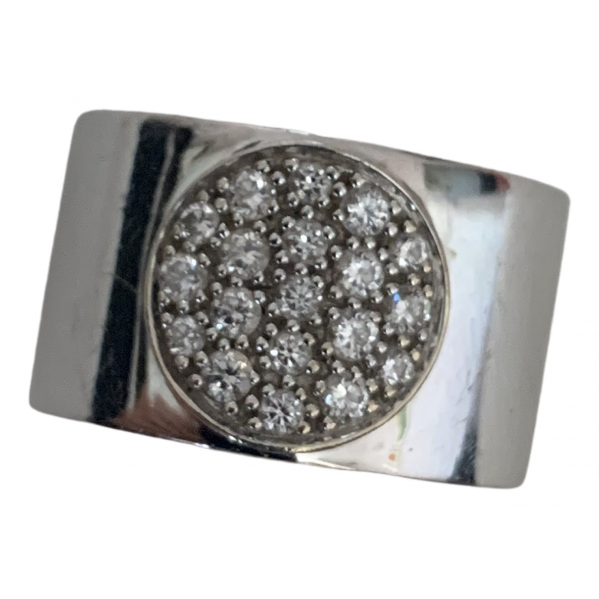Dinh Van Anthea Ring in  Silber Weissgold