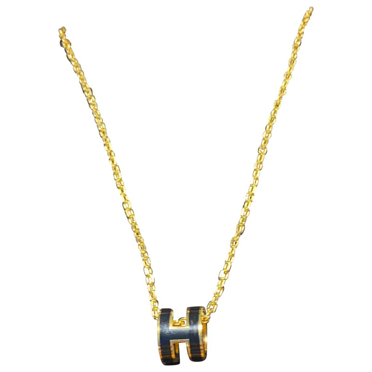 Collar Pop H Hermes