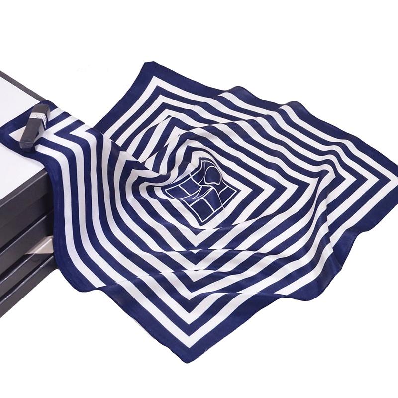 Ericdress Silk Geometric Pattern Scarves