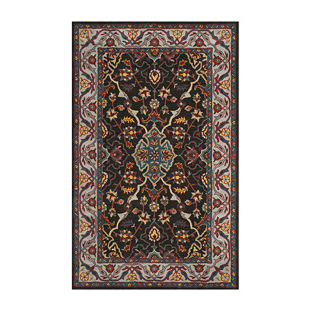 Safavieh Heritage Collection Cleves Oriental Area Rug, One Size , Multiple Colors
