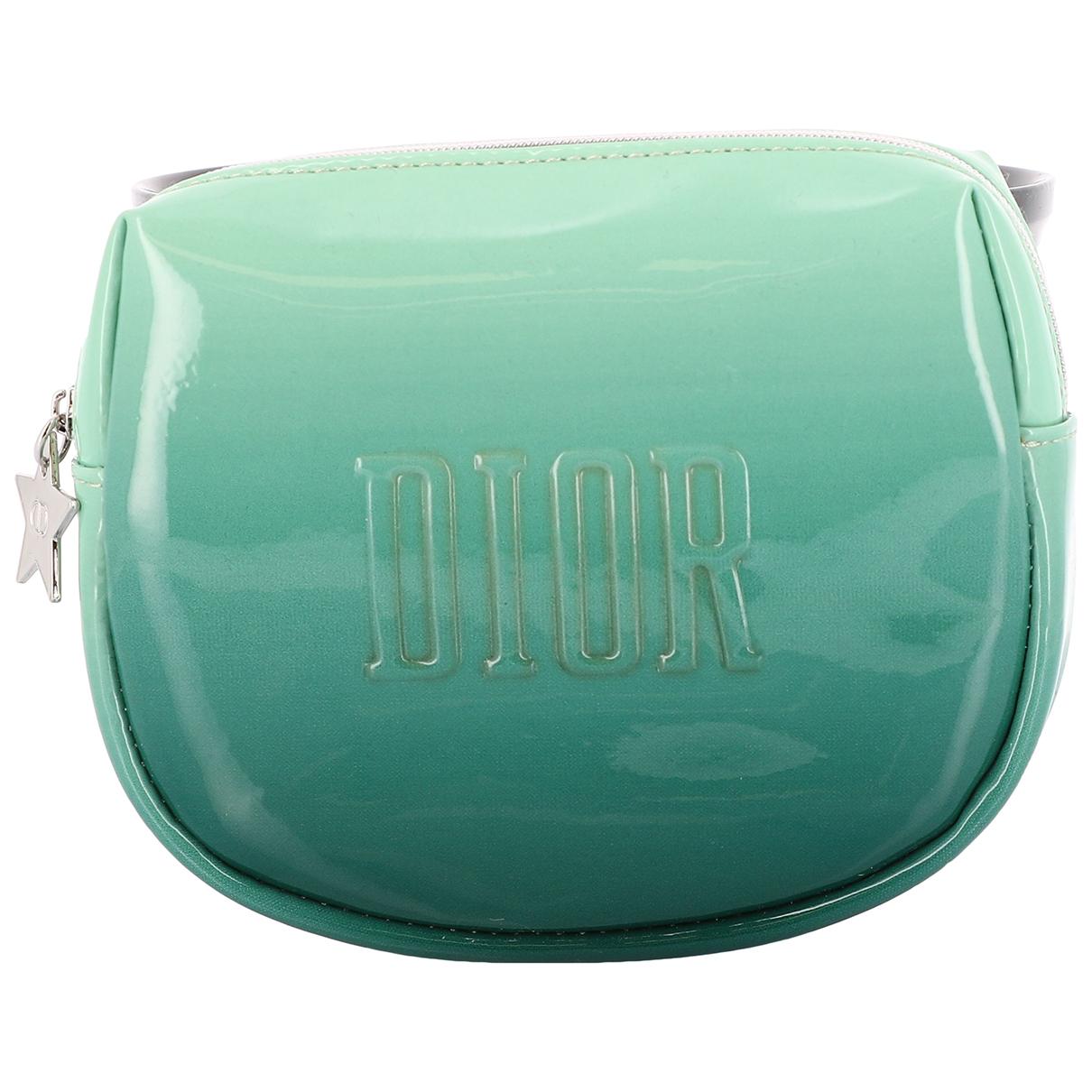 Bolsos clutch en Sintetico Verde Dior