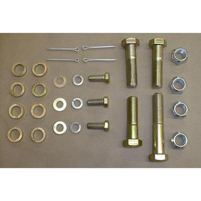 Mountain Off Road Enterprises Steering Correction Hardware Kit - 9925