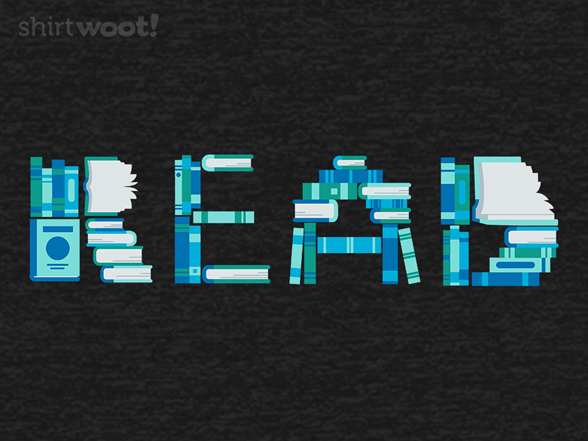Books To Read T Shirt