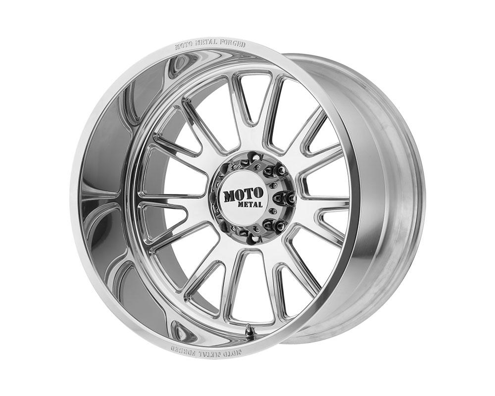 Moto Metal MO40122000L118N MO401 Wheel 22x10 Blank -18mm Polished