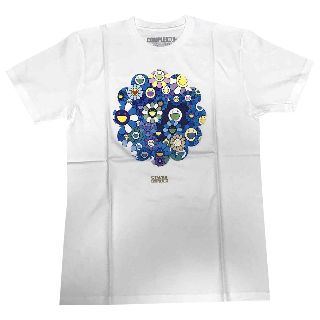 Takashi Murakami \N White Cotton  top for Women M International