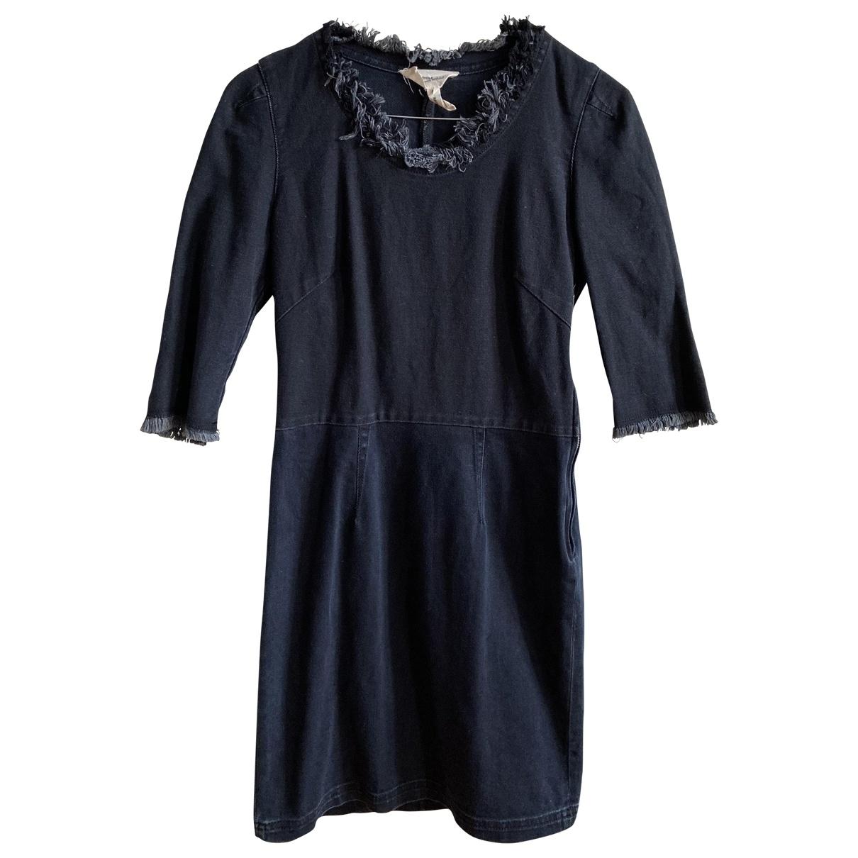 Isabel Marant Etoile \N Blue Denim - Jeans dress for Women 0 0-5