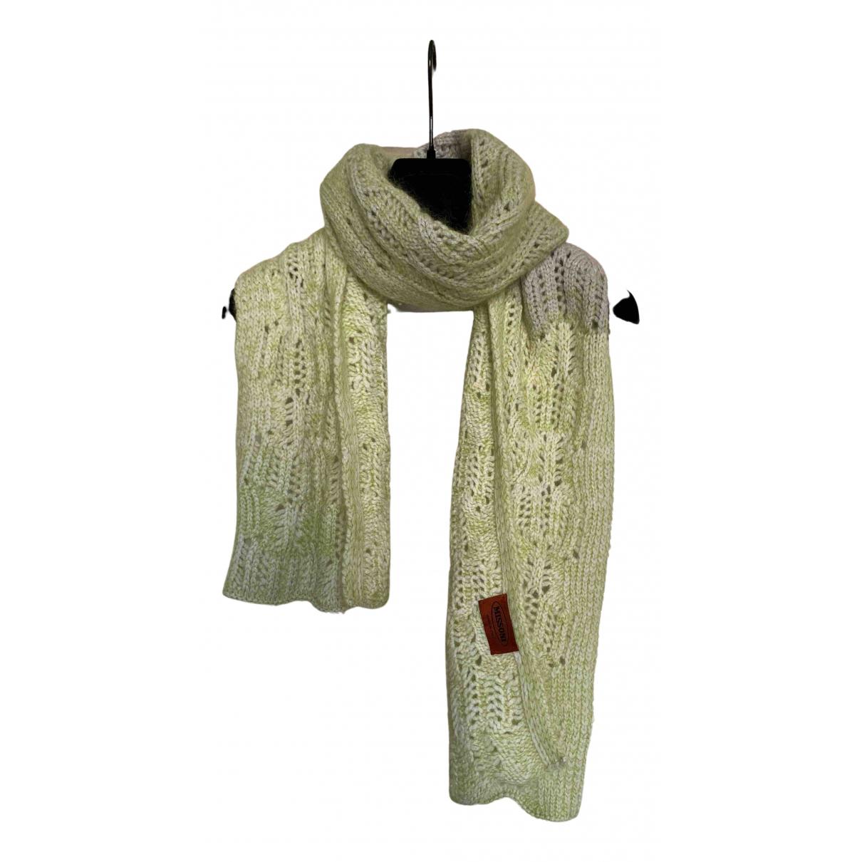 Missoni N Cashmere scarf for Women N