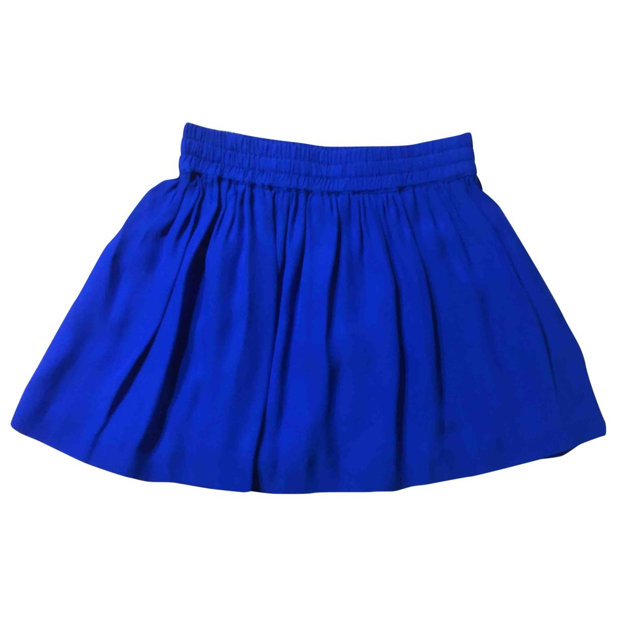 Red Valentino Garavani \N Rocke in  Blau Polyester
