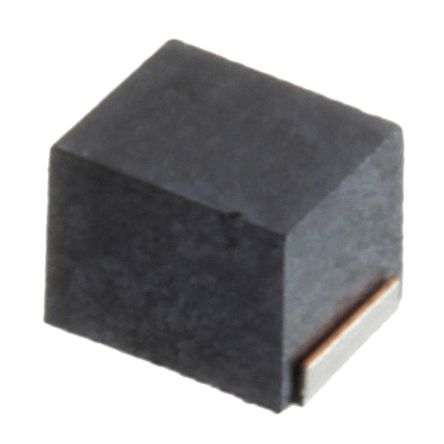 TDK , NLFV-EF, 3225 Shielded Wire-wound SMD Inductor with a Ferrite Core, 1 mH Wire-Wound 20mA Idc (25)