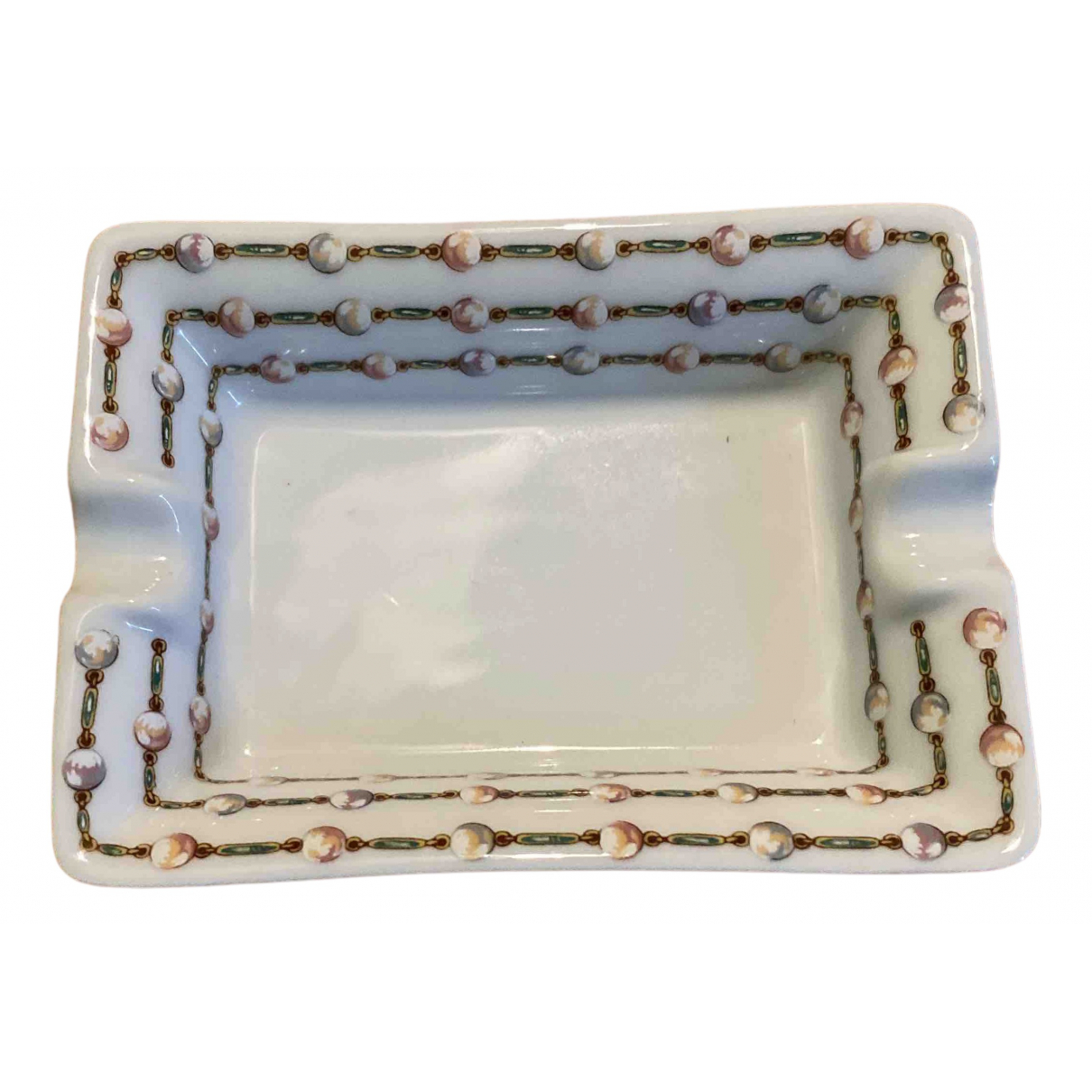 Lalique - Arts de la table   pour lifestyle en porcelaine - blanc