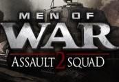 Men of War: Assault Squad 2 - Full DLC Pack Steam CD Key