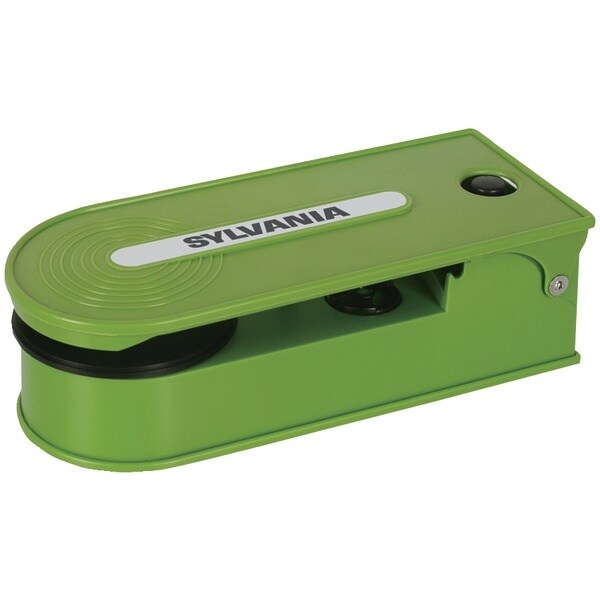 Sylvania Stt008Usb Green Pc Encoding Usb Turntables (Green)