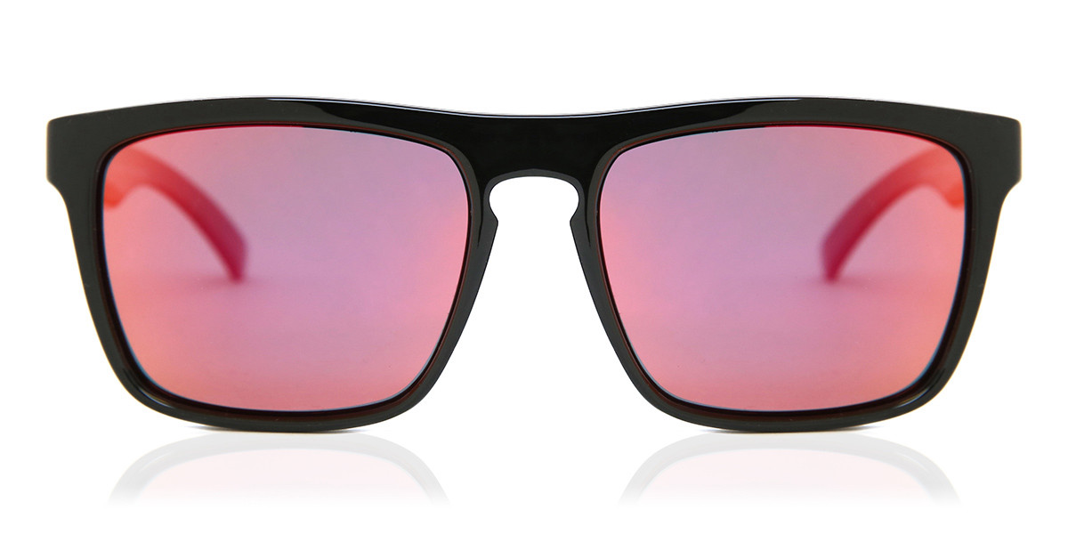Dirty Dog Monza Polarized 53325 Men's Sunglasses Black Size 57
