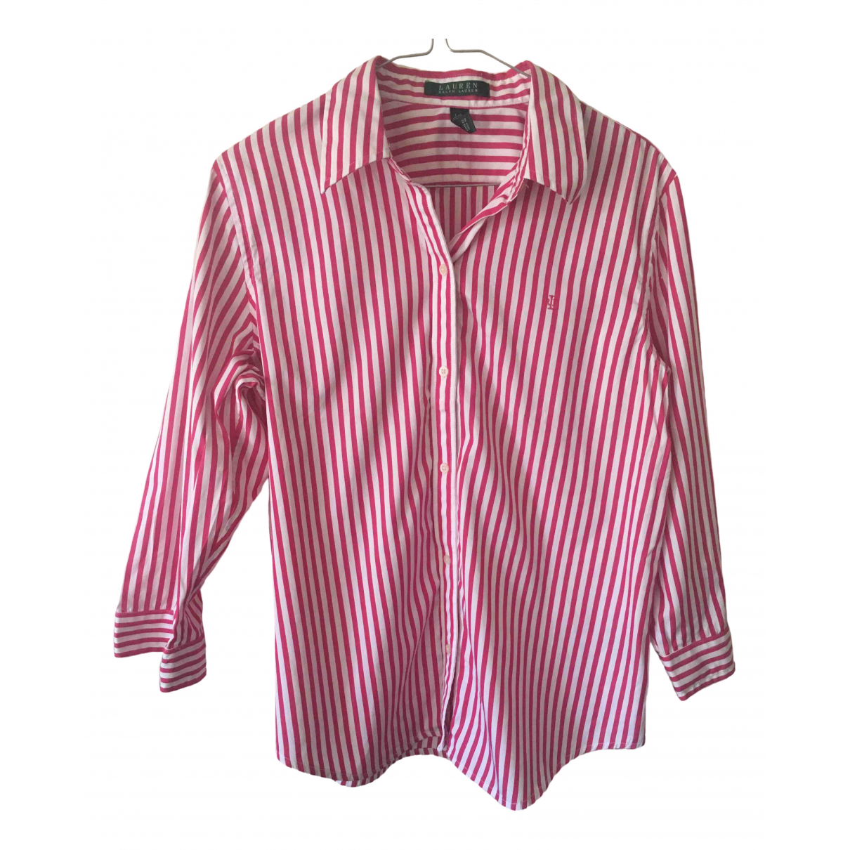 Lauren Ralph Lauren \N Pink Cotton  top for Women L International