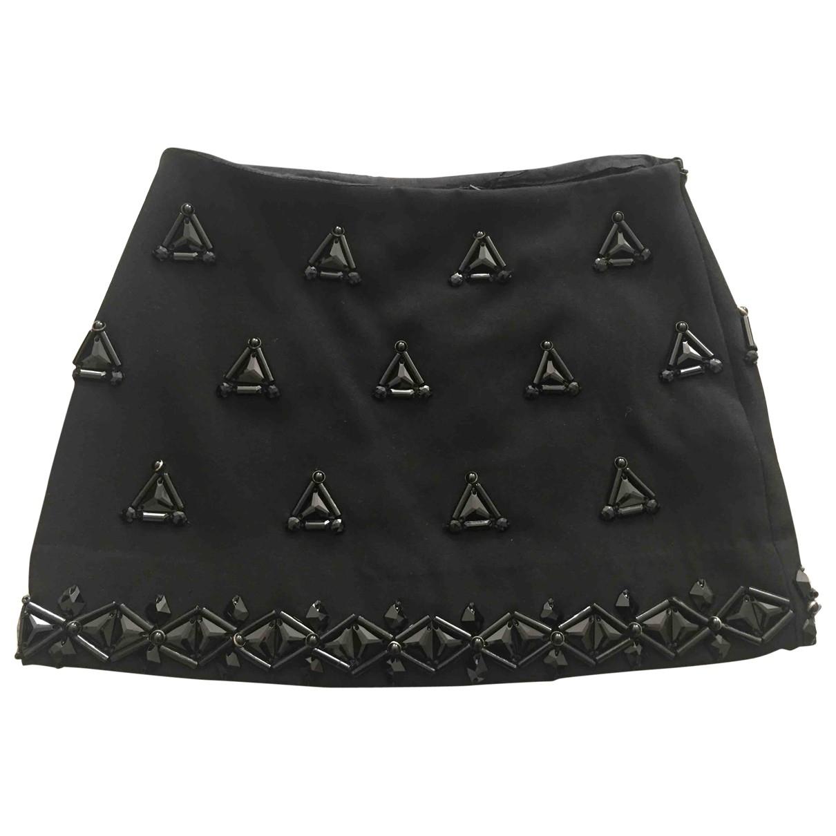 Zara \N Rocke in  Schwarz Polyester