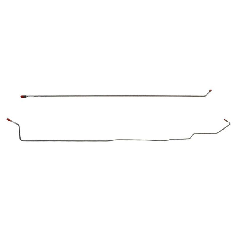 Fine Lines WIN1001SS Intermediate Brake Line For 10-14 Dodge Ram 2500/3500 No Traction Control Extended Cab/Short Bed Crew Cab/Short Bed Stainless