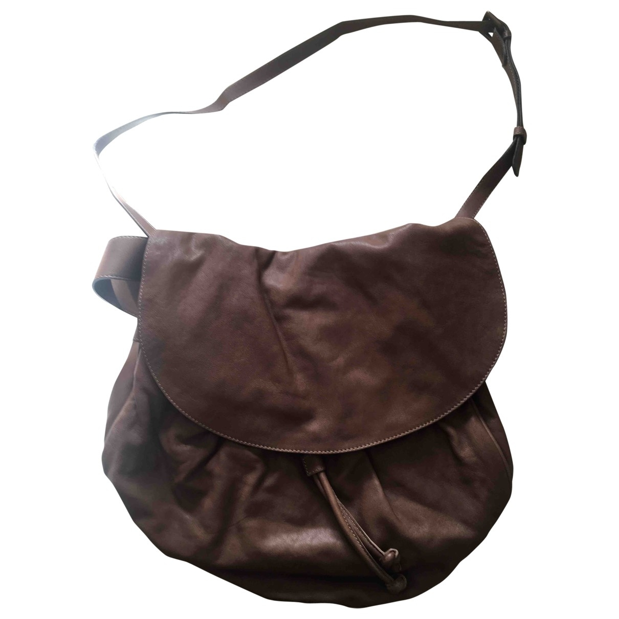 Gerard Darel Pom Bag Leather handbag for Women \N