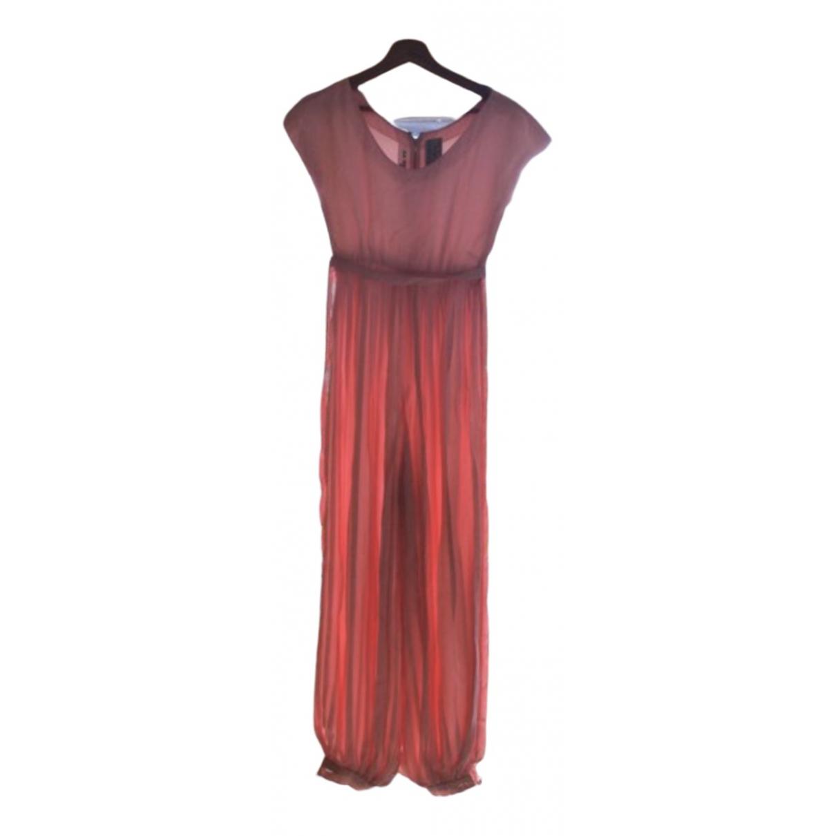 Nina Ricci \N Pink jumpsuit for Women 32 FR