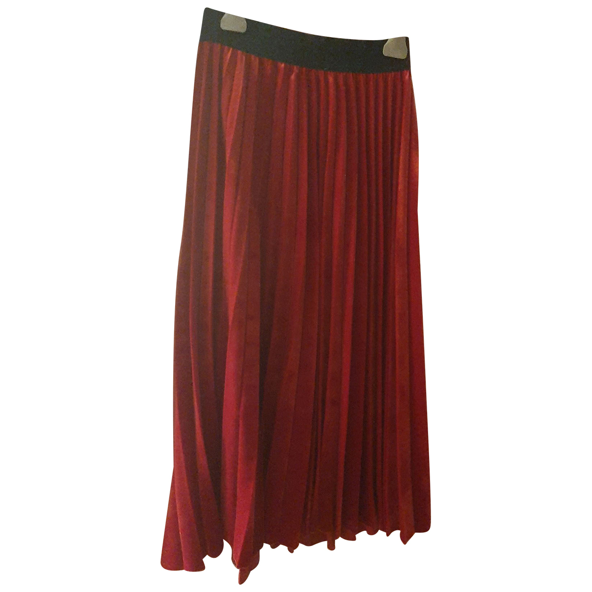 Vicolo \N Rocke in  Rot Polyester