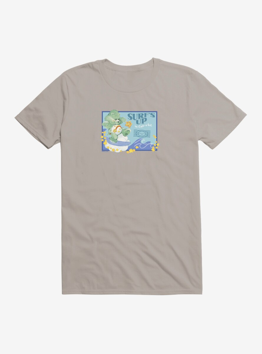Care Bears Surf's Up Stamp T-Shirt