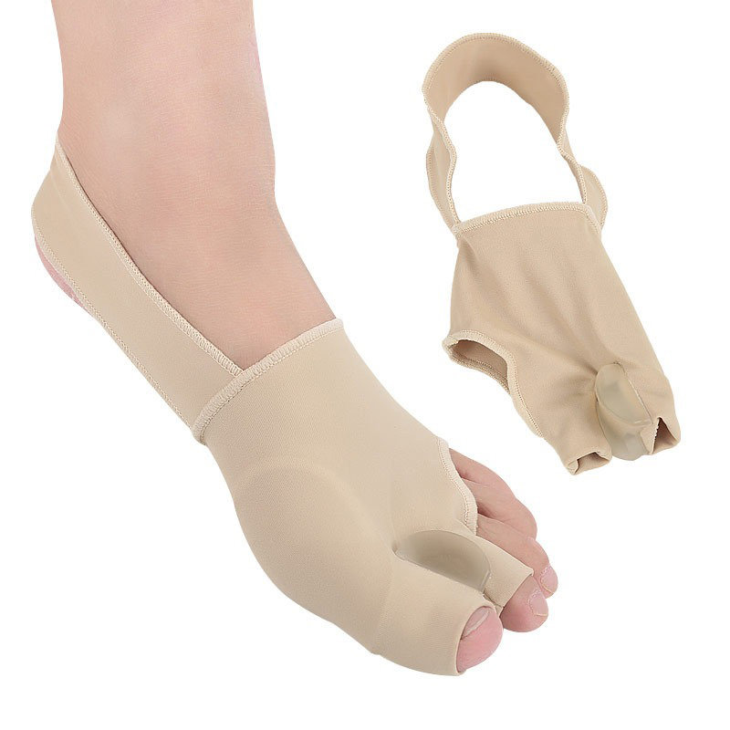 Unisex Flexible Big Toe Splitter Correction Anti-squat Sprain Basketball Foot Protector